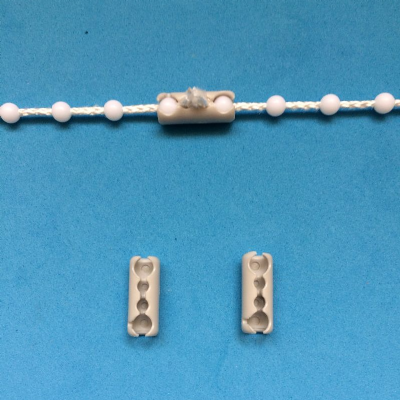GREY EASY BREAK BLIND CHAIN CONNECTOR JOINER* CHILD SAFE* SUITABLE FOR ALL SIZE OF CHAIN